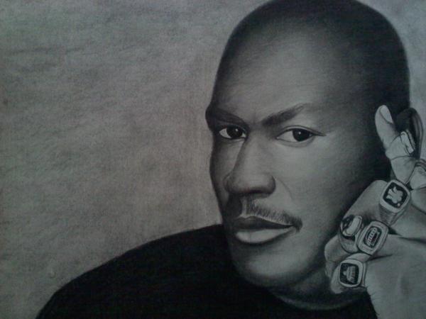 Michael Jordan par Malik-2K10